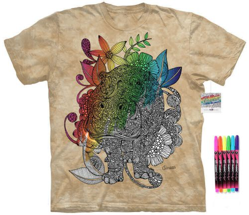 Hippo Color Marker Shirt